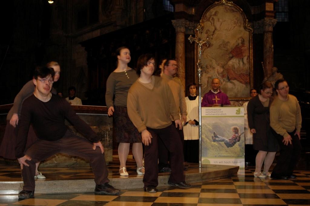 Messe im Stephansdom