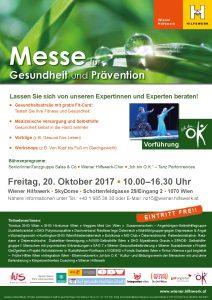 Hilfswerk Messe für Organisationen & Selbsthilfegruppen @ Hilfswerk Wien