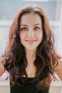 Porträtfoto Naima Rabinowich