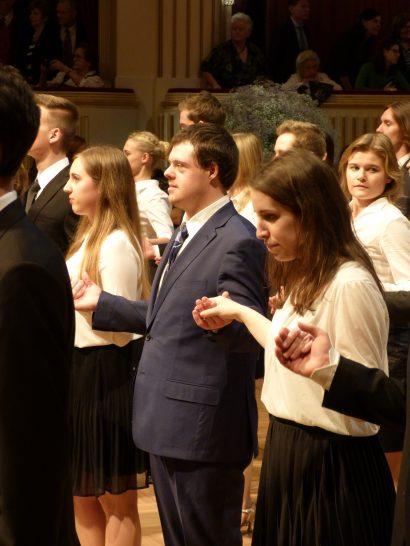 Alexander Stuchlik eröffnet den Opernball