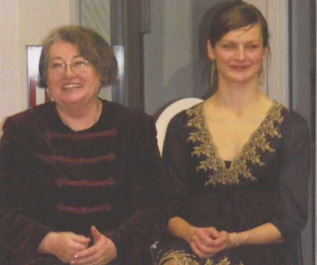 Übergabe des Vereins von Katalin auf Hana Zanin