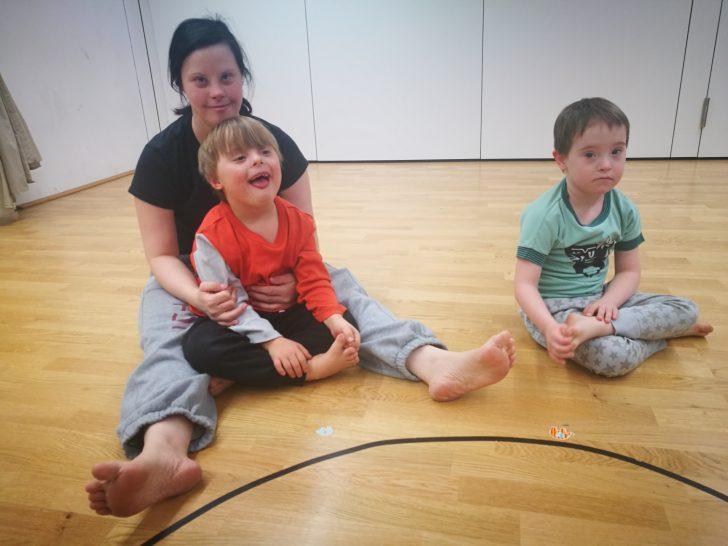 Kinder-Tanzkurs