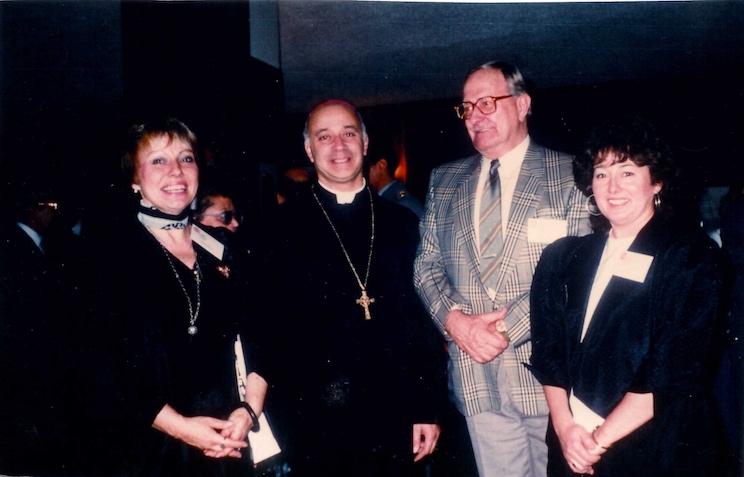 Besuch beim Papst
