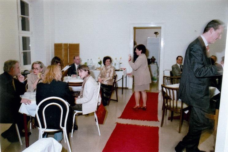 Wiener Salon bei Ich bin O.K.
