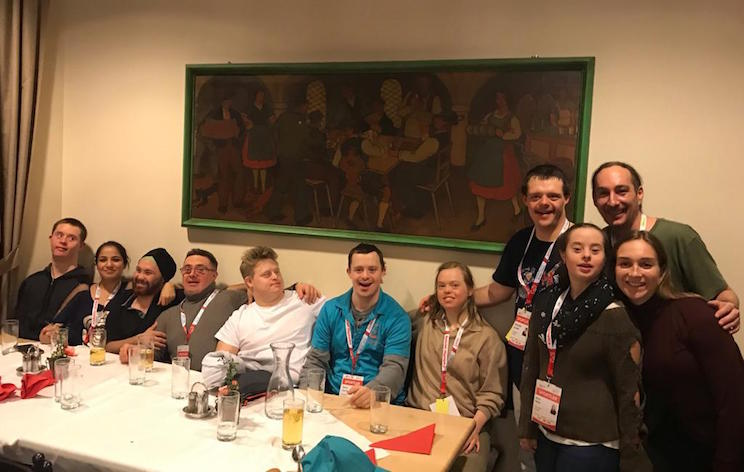 Unser Team bei den Special Olympics