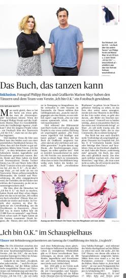 """PDF """"Die Presse"""" über das Buch"""