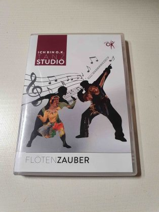 DVD Flötenzauber
