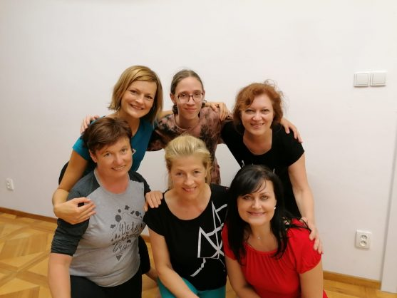 Workshop mit Hana