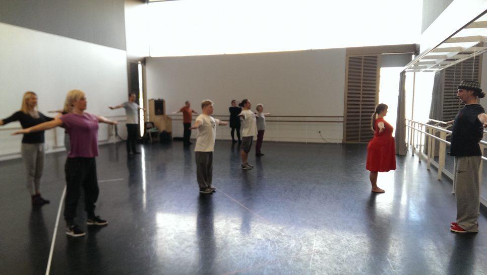 Dance & Creative Wellness, London