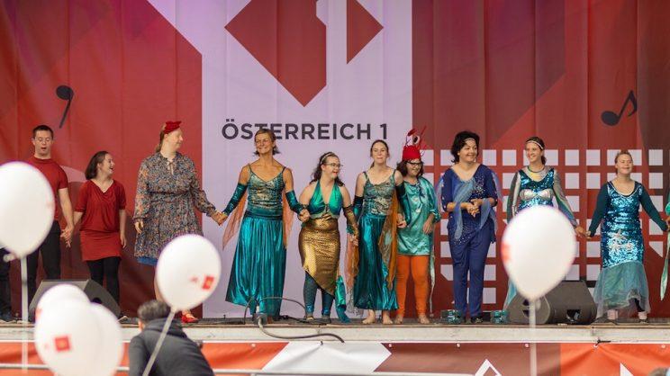 Am Donauinselfest